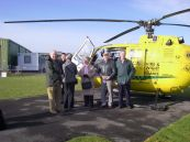Hants and Isle of Wight Air Ambulance